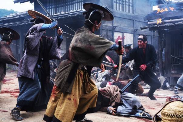Competition: Win 13 ASSASSINS On Blu-Ray Plus A  'Money Can't Buy' Sword!