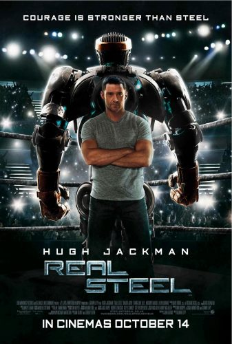 Competition: Win Preview Tickets To See Real Steel in London!