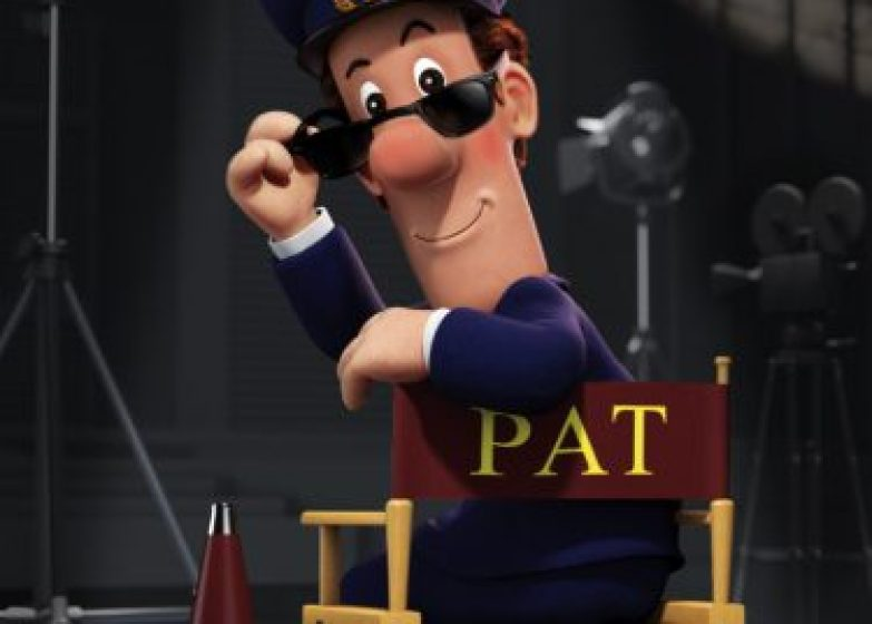 Postman Pat  to get his own animated film with David Tennant & Rupert Grint!