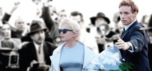 """Official Trailer For My Week With Marilyn, Michelle Williams says """"Hello Boys!"""""""