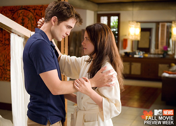 New Featurette For Twilight Saga:Breaking Dawn Part 1 Weddings,Pregnancies, Wolves… Plus The Twilight Time Capsule