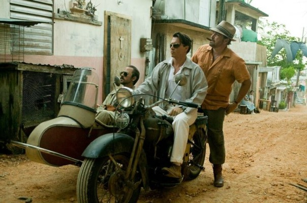 4 New TV Spots For Johnny Depp Going Loco In Puerto Rico For The Rum Diary
