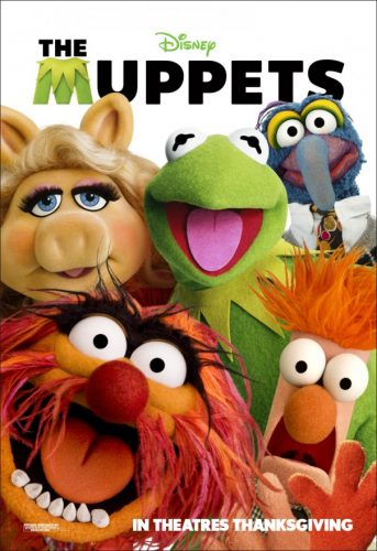 COMPETITION: Win Preview Tickets To See THE MUPPETS!