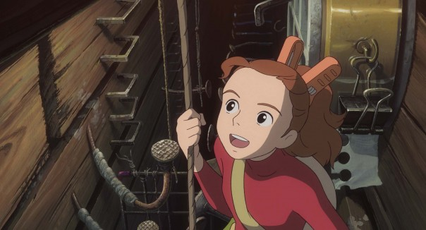 COMPETITION – Win Studio Ghibli's ARRIETTY On Blu-Ray