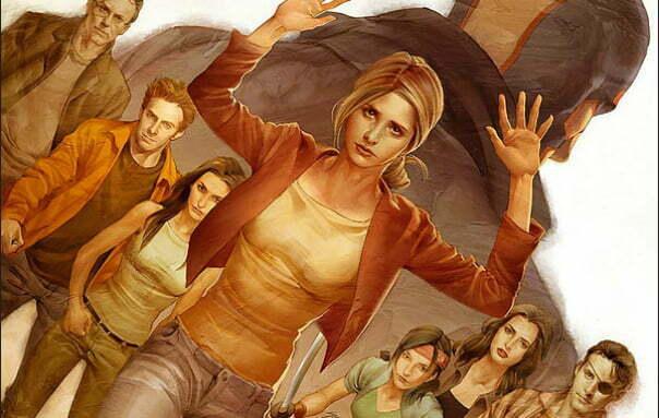 DVD & Blu-Ray Review: Buffy The Vampire Slayer (Motion Comic) Season 8