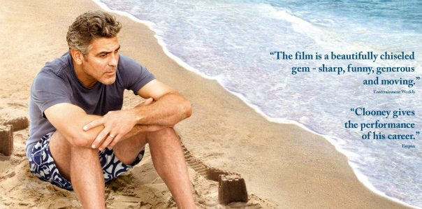 New Clip For The Descendants Starring George Clooney