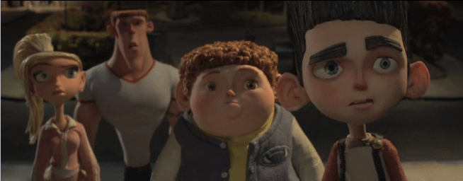 First Trailer For Stop Motion Animation Film ParaNorman