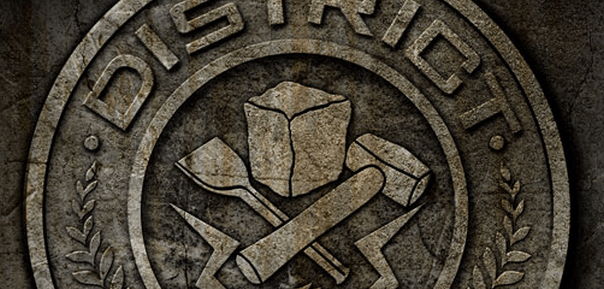 The 'District Seals'  For The Hunger Games Arrives
