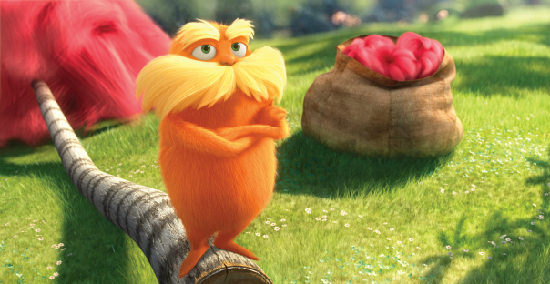 The Lorax Is The Voice of The Trees!, Watch First Trailer