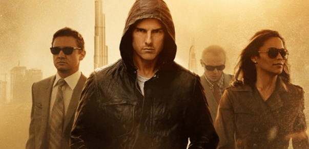 DVD Review: Mission Impossible:Ghost Protocol (2nd Review)