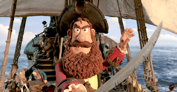 A New UK Trailer For Aardman's The Pirates! In an Adventure with Scientists