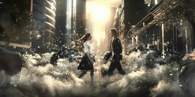 "Sony's Film ""Two Worlds"" showcases 3D technology"