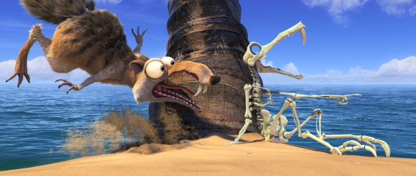 New UK Trailer &Images For Ice Age 4: Continental Drift