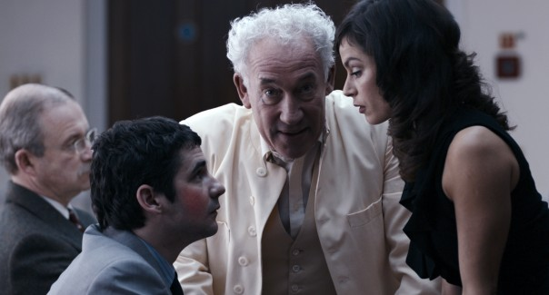 Watch ACTS OF GODFREY UK Trailer Starring Simon Callow, Harry Enfield