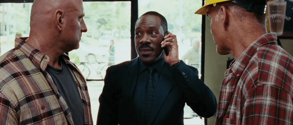 Eddie Murphy Has A '1000 Words' Watch Teaser Trailer