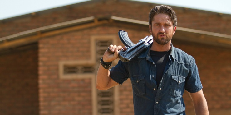 Review: Machine Gun Preacher