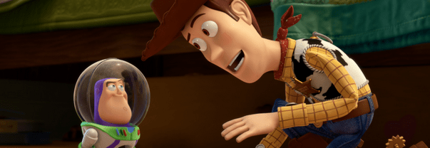 First Iook at Toy Story's  Short  Small Fry