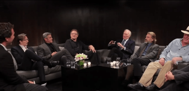 Watch: The Oscars Roundtable For Actors, Directors And Actress
