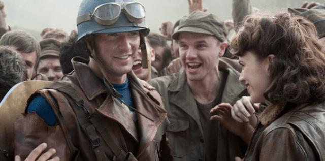 DVD Review: CAPTAIN AMERICA:FIRST AVENGER