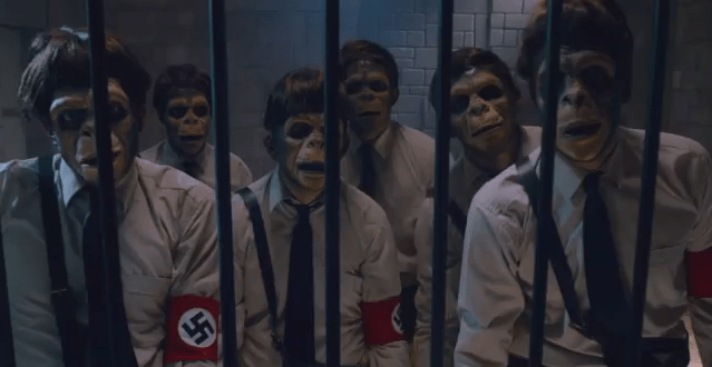 """Is That Monkey Boy aka Ian Brown Fan Club?"" No! Its The Final DANGER 5 Episode!"