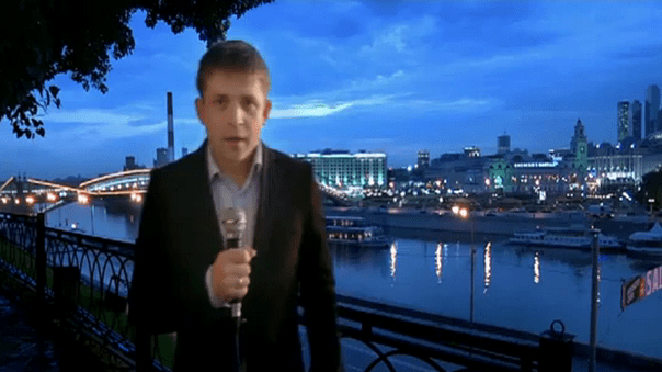 How To Silence A TV News Reporter? Watch And Learn!
