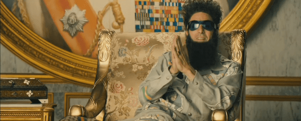 Sacha Baron Cohen Signs Up For 3 Year Film Deal With Paramount Pictures