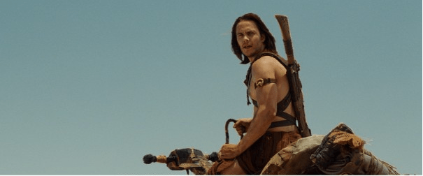 New JOHN CARTER International Trailer Reveals 'Interstellar Transportation'