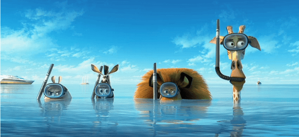 UK Trailer And Poster For MADAGASCAR: EUROPE'S MOST WANTED
