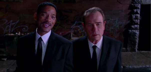 """""""How Do You Know My Name?"""" -MEN IN BLACK 3 Trailer Has Arrived!"""