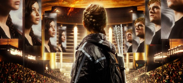 Action Packed THE HUNGER GAMES Poster Revealed