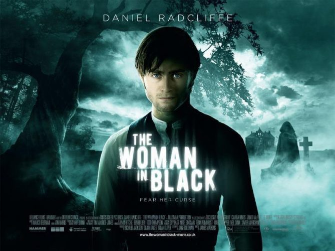 WIN Tickets To See THE WOMAN IN BLACK World Premier