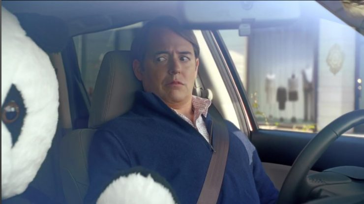Honda's Ferris Bueller Superbowl Advert