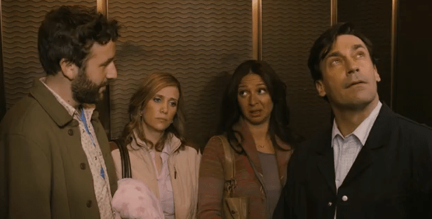 FRIENDS WITH KIDS Trailer Re-unites (Some) Bridesmaids Cast