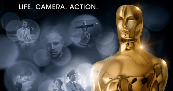 """Lights, Camera, Action!"" It's The Official Oscars 2012 Trailer !"