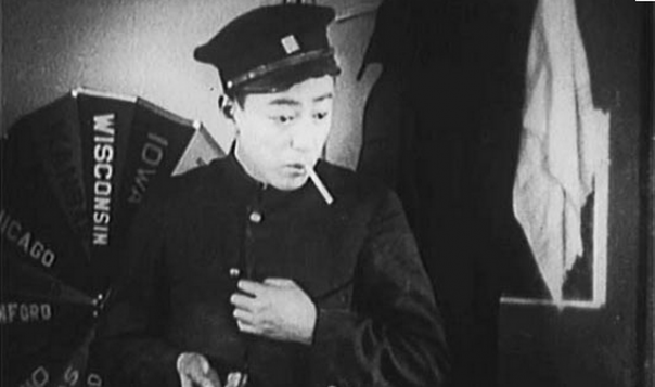 BFI releases Ozu's The Student Comedies – four rare silent films