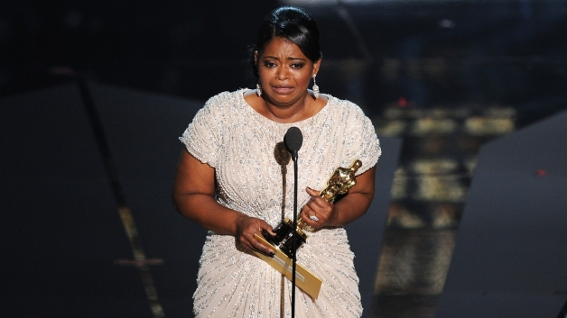 Octavia Spencer – The Help – cleans up at the awards