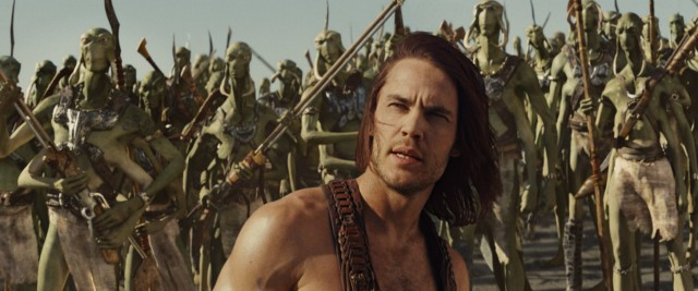 JOHN CARTER Touches Down At SUPERBOWL With New TV SPOT