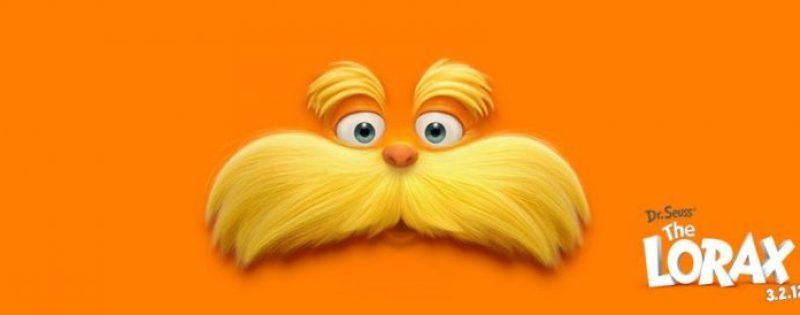 """Who Invited The Furry Peanut?"" – THE LORAX Superbowl TV Spot"