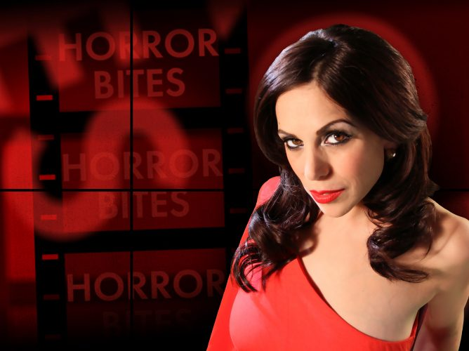 Emily Booth sinks her teeth into February Horror UK Horror Bites
