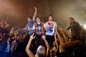 The Party Has Started! New TV Spot, Clip For PROJECT X