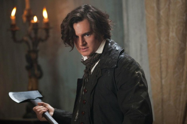 Watch Out Vamps! Honest Abe Is On The Prowl First Trailer For ABRAHAM LINCON VAMPIRE HUNTER