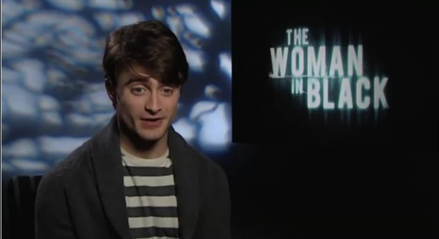THE WOMAN IN BLACK Video Interviews