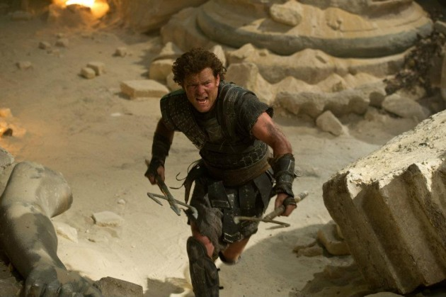 A New  Second WRATH OF TITANS Trailer is 'Monster Mad'