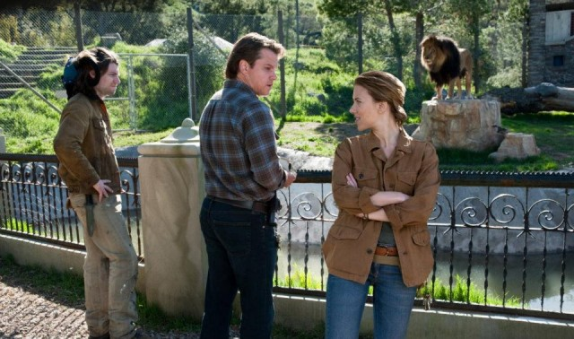 New Clips For Cameron Crowe's WE BOUGHT A ZOO