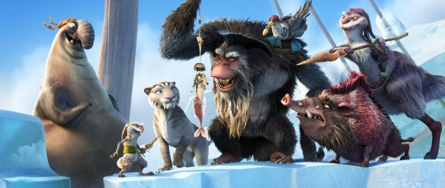 New ICE AGE 4: CONTINENTAL DRIFT Trailer Arrives!