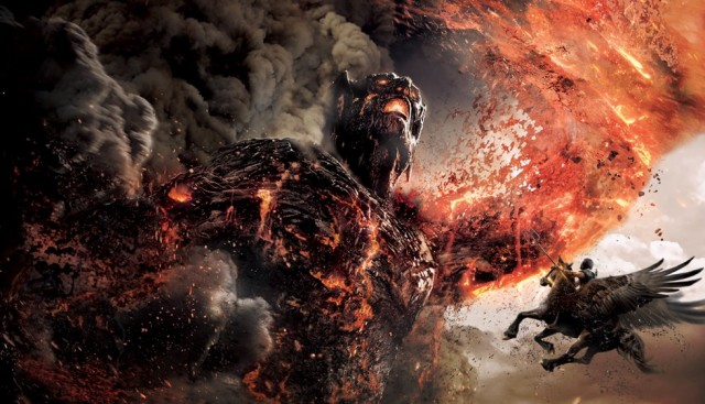2 More WRATH OF THE TITANS 'Titan'  Featurettes, Meet Kronos, Cyclops