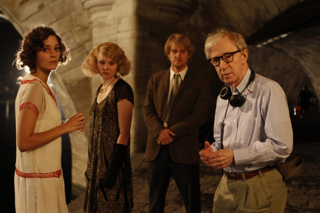 Woody Allen's Next Directoral Gig Will take Him To Denmark