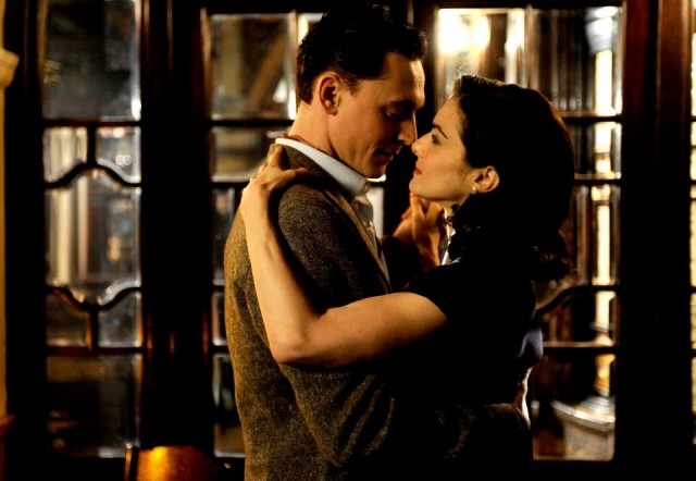 THE DEEP BLUE SEA starring Racheal WEISZ and Tom HIDDLESTON released on DVD & Blu-ray April 2nd