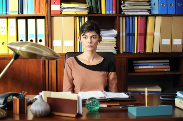 COMPETITION: Win Tickets To See Audrey Tatou In DELICACY (Edinburgh Filmhouse)
