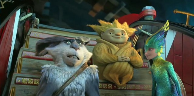 First UK Trailer For Dreamworks RISE OF THE GUARDIANS[updated]